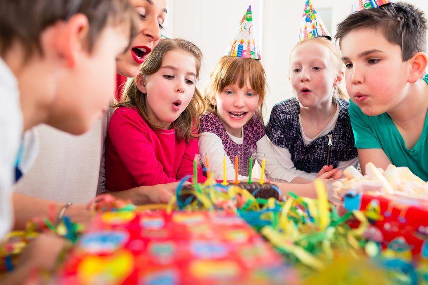 Catering für den Kindergeburtstag - was Kinder-Augen zum Leuchten bringt